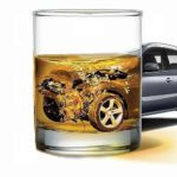 Алкоголь за рулем