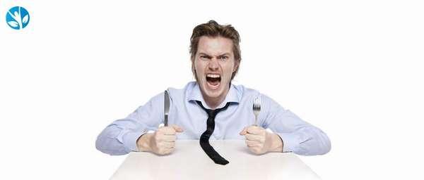 С похмелья хочется есть