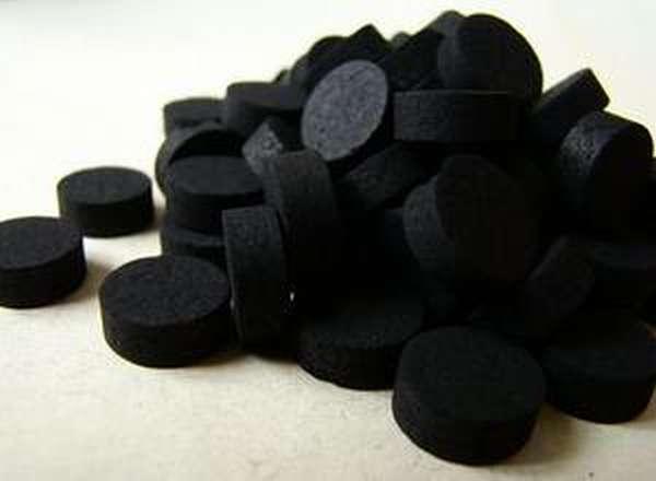 Активированный уголь при отравлении