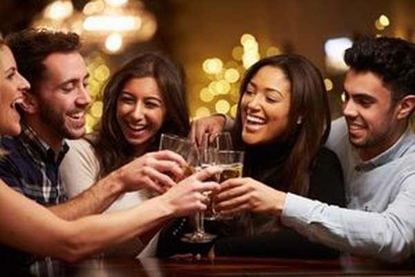 Алкоголь раскрепощает