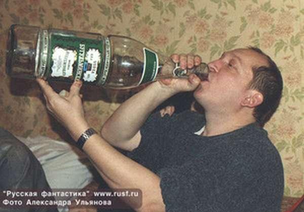 Как алкоголь укорачивает жизнь