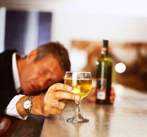 Алкоголизм - бич современного общества