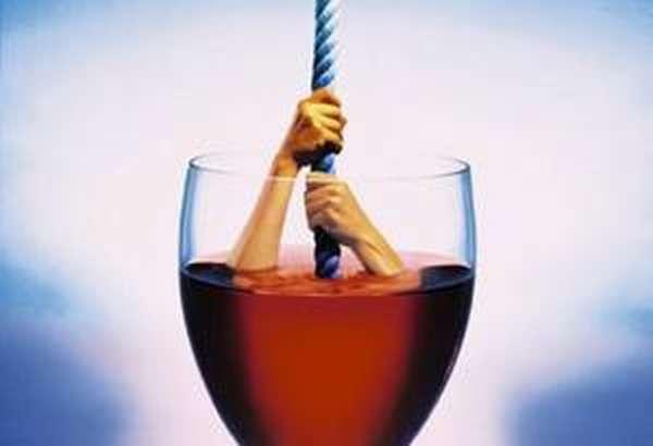 Как алкоголизм способствует онкологии