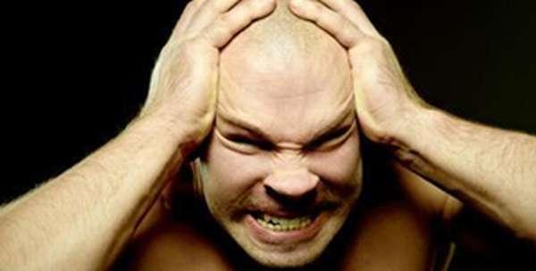 Алкогольная энцефалопатия у мужчин