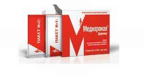 Действие лекарства Медихронал