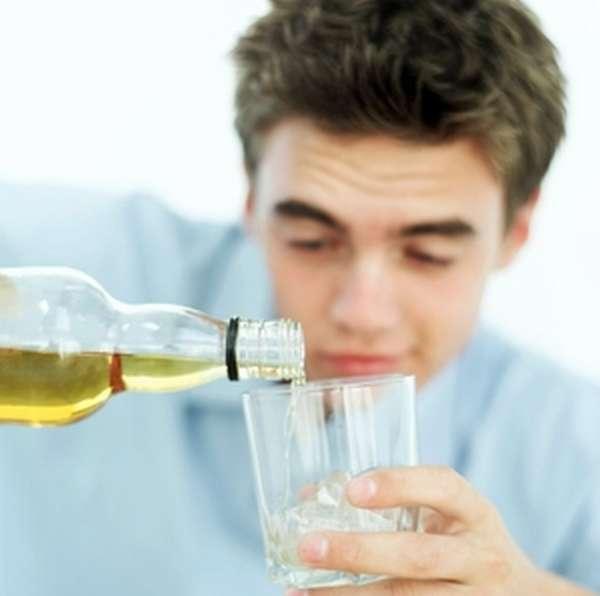 Как действует алкоголь на детей
