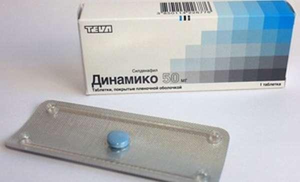 Мужской препарат динамико