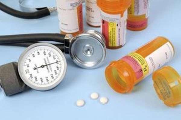 Гипертония: лечение