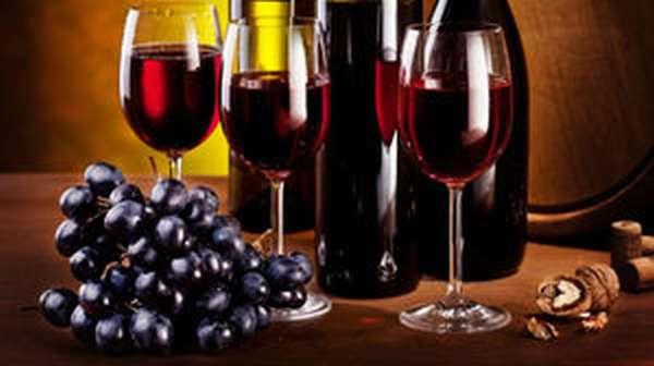 Характеристика красного вина