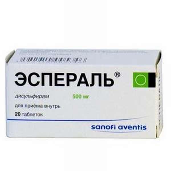 Использование препарата эспираль