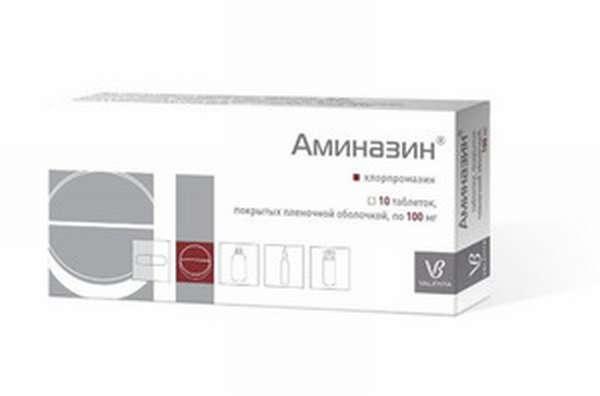 Как использовать аминазин