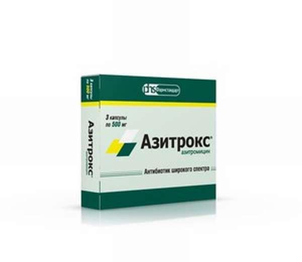 Как используется лекарство азитрокс