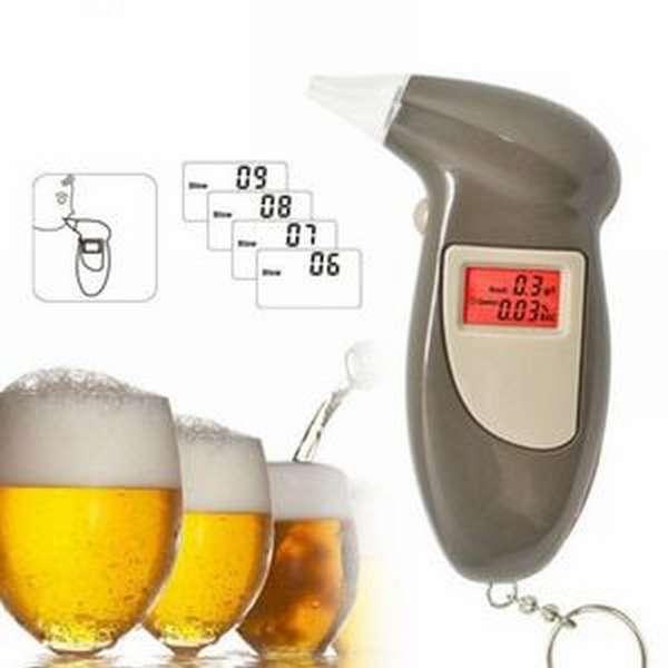 Измерение дозы алкоголя