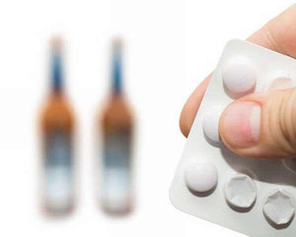 Какие есть таблетки от алкоголизма