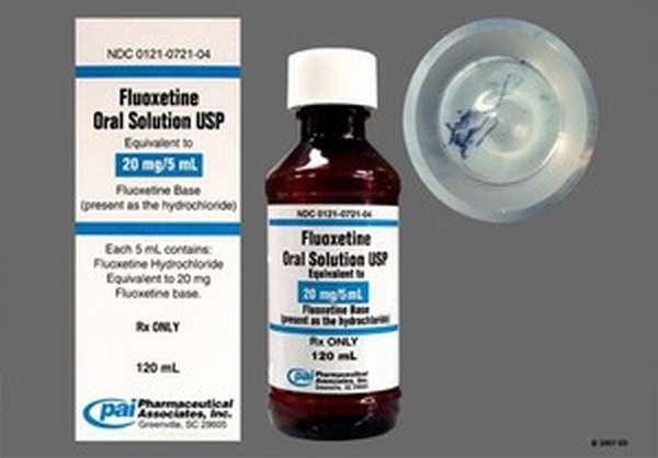 Какими дозами принимать флуоксетин