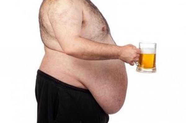 Какой вред от пива