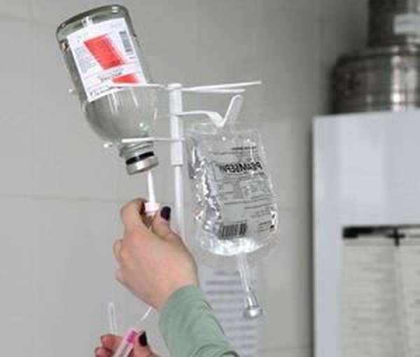 Капельница против алкоголизма