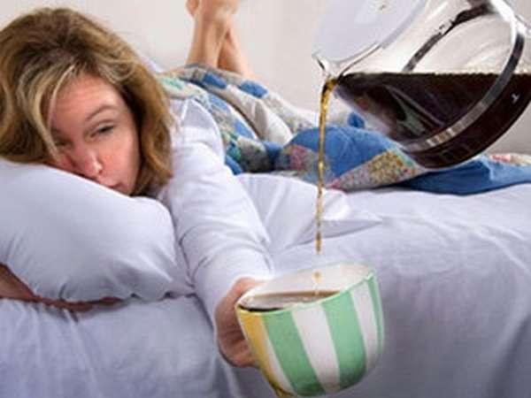 Кофе от похмелья