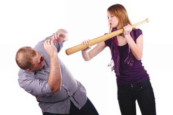 Крики и скандалы могут вызвать негативную реакцию