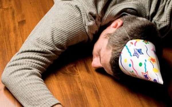 Лечение острой алкогольной интоксикации