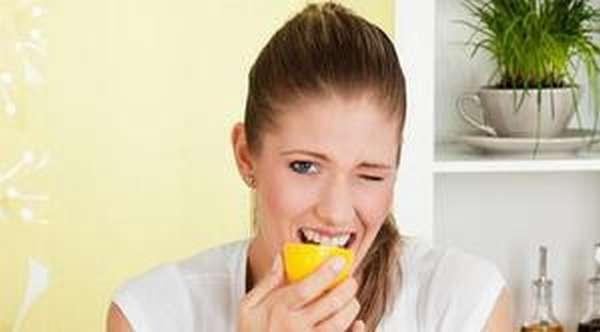 Лимон средство для уменьшения икоты