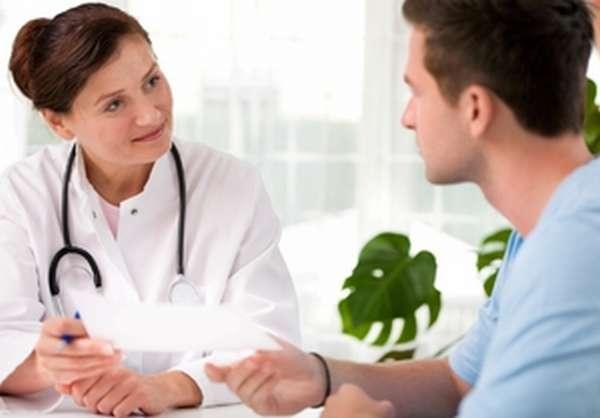 Медицинский осмотр у лечащего врача