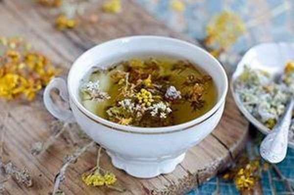 Монастырский чай: инструкция