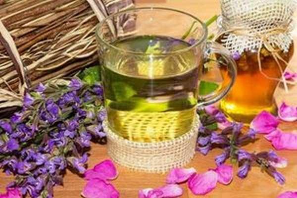 Монастырский чай против алкоголизма