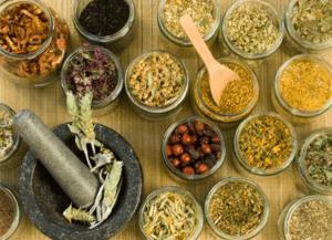 Монастырский чай: состав трав