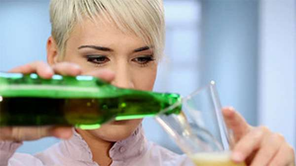 Когда можно кормить грудью после пива
