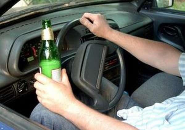 Наказание законом за пьяное вождение