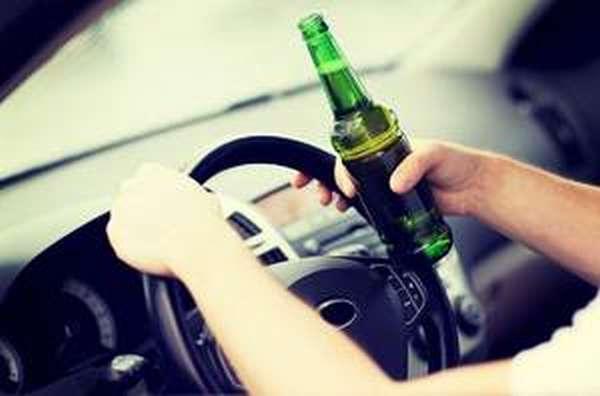 Как накажут за пьяное вождение