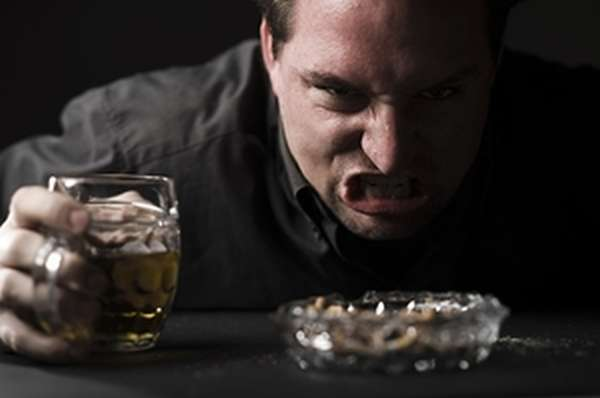Как наступает патологическое опьянение