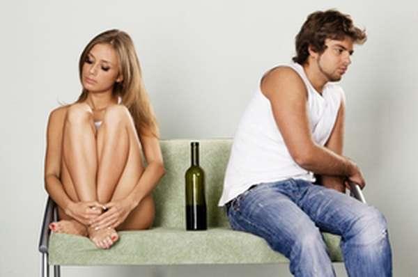 Как найти выход, если муж - алкоголик