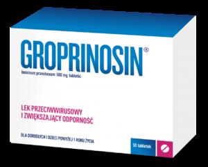 Когда назначают Гроприносин