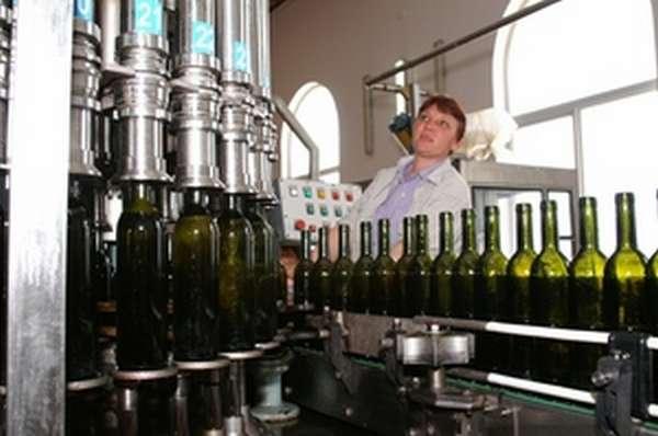 Описание процесса производства безалкогольного вина