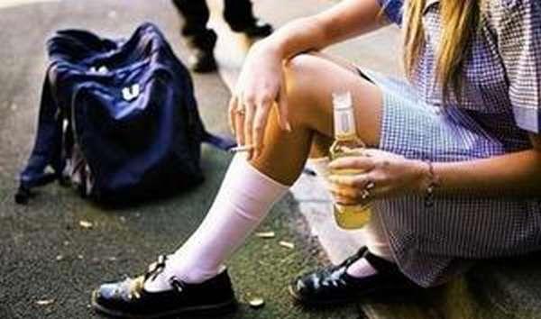 Особенности алкоголизма среди подростков