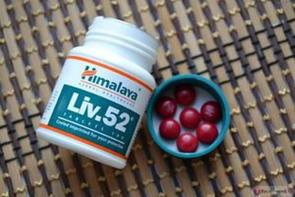Особенности препарата лив 52
