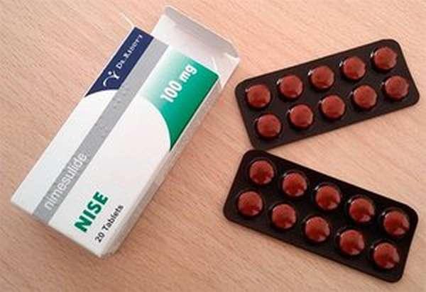 Ознакомление с противопоказаниями препарата Найз