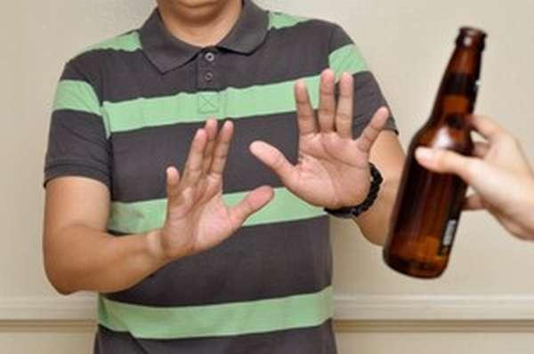 Как питаться когда отказался от алкоголя