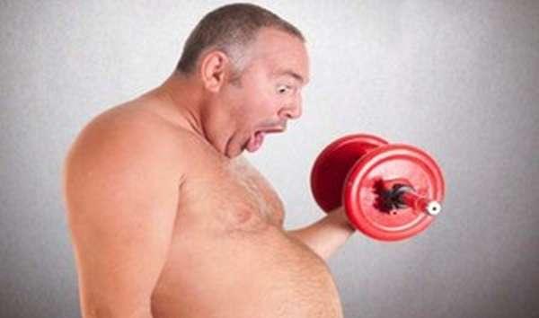 Пивной живот связан с возникновением диабета