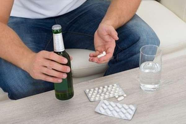 Побочные эффекты при применении цитрамона с алкоголем