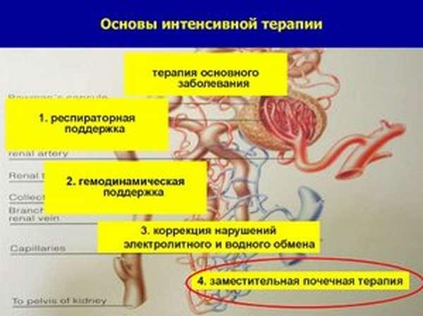 Причины церроза печени