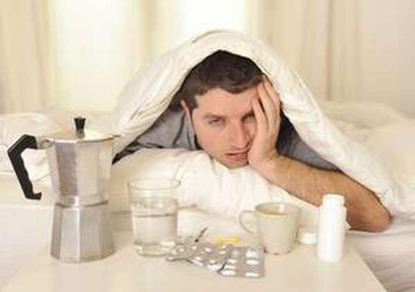 Похмелье - лечение в домашних условиях