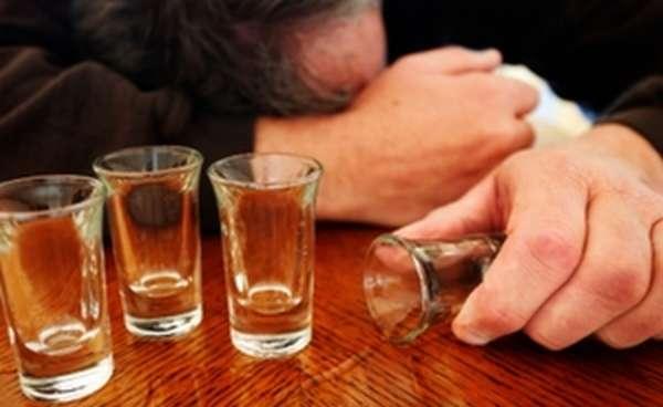 Помощь при отравлении алкоголем