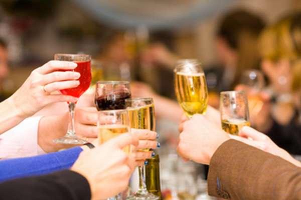 Потребление алкоголя среди россиян