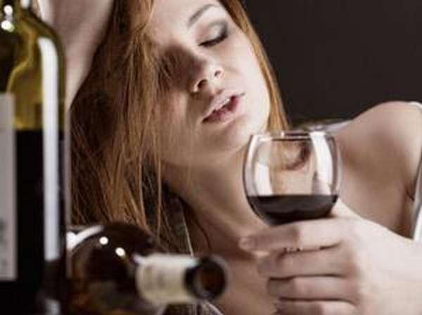 Диагноз женский алкоголизм