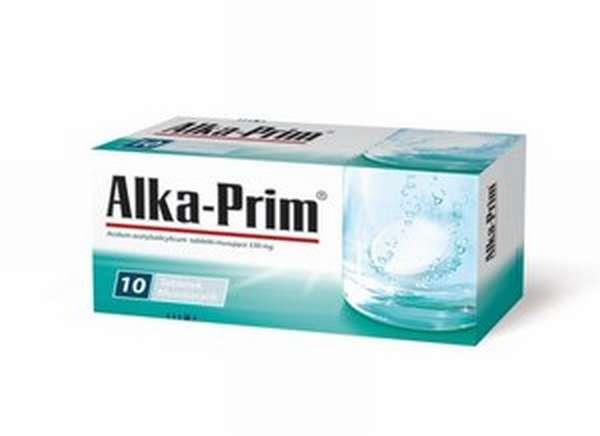 Препарат Алка-Прим от похмелья