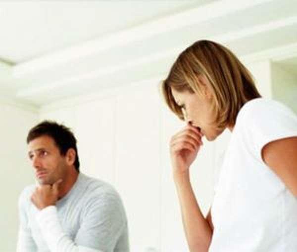 Причина разрыва брака