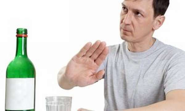 Причины синдром отмены алкоголя